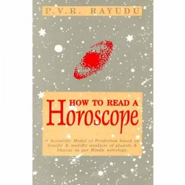 How To Read A Horoscope [Hardbound]